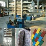Xlb-Dq550*550 Rubber Tile Making Machine/Tire Power Tile/Floor Making Machine