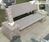 Natural Granite Stone Table & Chair for Garden Decoration (CT02)