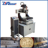 Portable Mini Desktop CNC Cover Router for Wood