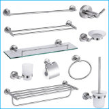 304 Stainless Steel Soap Toilet Brush Tissue Roll Spare Paper Cup Tumbler Glass Corner Towel Holder