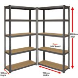 High Quality Storage Iron Warehouse Storage Rack