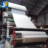 Raw Toilet Tissue Paper Factory Supply Paper Converting Manufacturing Machine Line