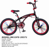 20 Inch Freestyle Bicycle with 140 Color Spokes (MK15FS-20371)
