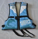 Life Vest for Water Sports with Light and Whistle