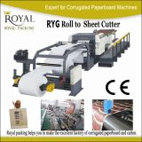 High Quality Servo Precision High Speed Paper Sheet Cutter