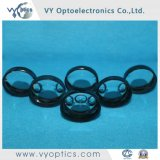 Blacking Edge Optical Glass Double Concave Spherical Lens