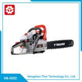5202 52cc Flexible Handheld Garden Machine Gasoline Chainsaw