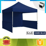 3mx3m Dark Blue Steel Easy up Folding Canopy Tent