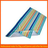 100% Cotton Reactive Printed Square Bath Towel