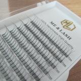 Me&Lash Wholesale Premade 3D 4D 5D 6D Faux Mink Eyelash Extensions 0.10 Russian Soft Premade Fans with Private Label