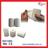 2015 Wholesale Sports Hand Self-Adhesive Tearable Eab Tape Elastic Horse Leg Bandage