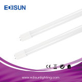 0.6m 10W High Lumen LED Glass T8 Tube Light