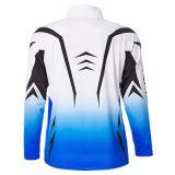 Wholesale Blank Customized OEM OEM Cheap Men Sublimated Fishing Sportswear Large Clothing 5XL