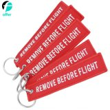 Promotion Gifts Remove Before Flight Key Chain