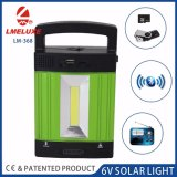 Multifunction Solar Camping Light with Music Player Function
