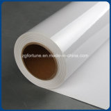 Double Sided Adhesive Film, Double Sided Adhesive Paper Roll--Printing Media Use Clear PVC Film