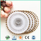 Wholesale 38mm Plastic Head Metal Sewing Accessories Pin