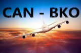 Air Cargo Shipping Transport Services From Guangzhou to Bamako