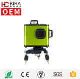 12 Cross Line Automatic Self Leveling Green Laser Level