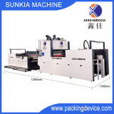 Automatic High Speed Film Covering Machine with Flying-Knife (XJFMK-120)