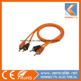 Ke R27 RCA Cable High Performance OFC Audio Cable