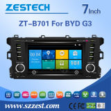 Zestech Factory Indash Car DVD Player for Byd G3