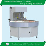 Turntable High Frequency Plastic Sealing Machine