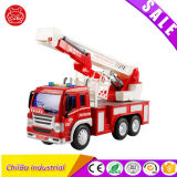 Plastic Fire Truck Protect and Rescue Toy for Children
