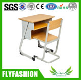 Wooden Furniture Single Student Desk Set for School (SF-65S)