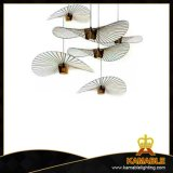 Modern Fan Style Dining Room Decoration Pendant Lamp (7019-600)