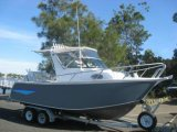 19FT/5.8m Aluminum Professional Fishing/Speed/Cuddy Cabin Boats for Sale