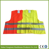 Professional Manufacturers of Road Emergency Polyester Reflective Safety Vest