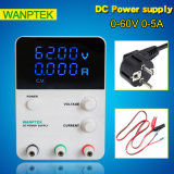 Wanptek 4 Digital LCD Display Switching Adjustable 60V5a DC Power Supply
