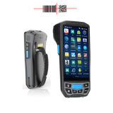 GPS GPRS GSM 4G PDA Android Mobile Barcode Scanner with 8MP Camera