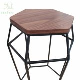 China Manufacturer Top Quality Luxury Metal Side Coffee Table