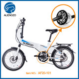20 Inch 500W 36V 10.4ah Folding Electric Bike