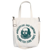 Customized Canvas Cotton Bag, Foldable Cotton Shopping Bag Custom with Great Price Canvas Bag