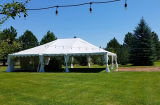 20 Width White Tent Event Party Tent Large for Wedding
