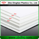 White Colored PVC Foam Board Factory Directly Price