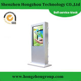 Self-Service Post Parcel Delivery Kiosk Machine with Sheet Metal Shell