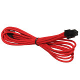 Sleeved 6-Pin VGA Card Power Extension Cable
