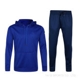 Brand Factory Online Shopping OEM Blue Mens Slim Fit Tracksuit with Logo