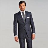 Bospoke Slim Fit Blue Coat Pant Men Suit