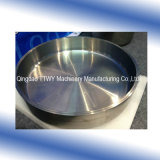Molybdenum Tungsten Alloy Crucible for Vacuum Rare Earth Melting Container