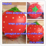 Inflatable Strawberry Hot Air Balloon Toys (MIC-293)