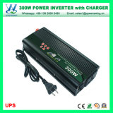 300W DC to AC Power Inverter with 5A Charger (QW-M300UPS)