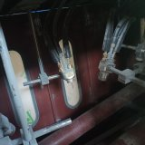 LPG Cylinder Inspection Zinc Coating Line