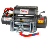 1000lbs Electric Winch for Truck/Trailer/Jeep
