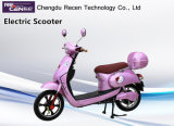 350W Double 110 Drum Brake Electric Scooter/Electric Motorcycle