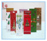 Christmas Wine Bottle Packing Gift Paper Bag